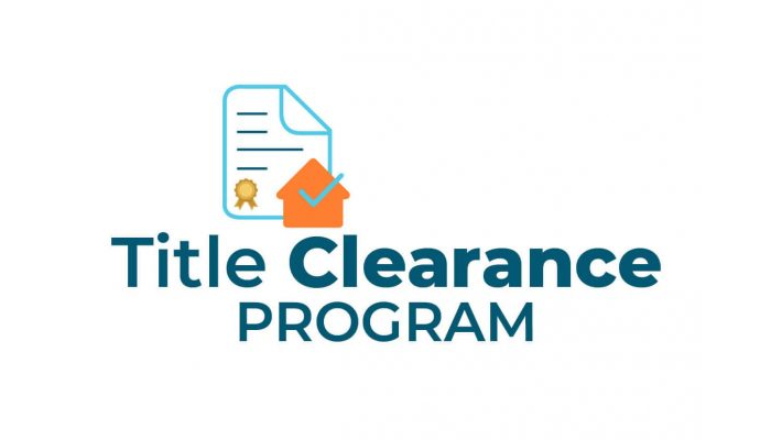 Title Clearance Program