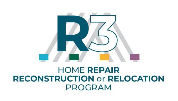 Home Repair, Reconstruction, or Relocation Program