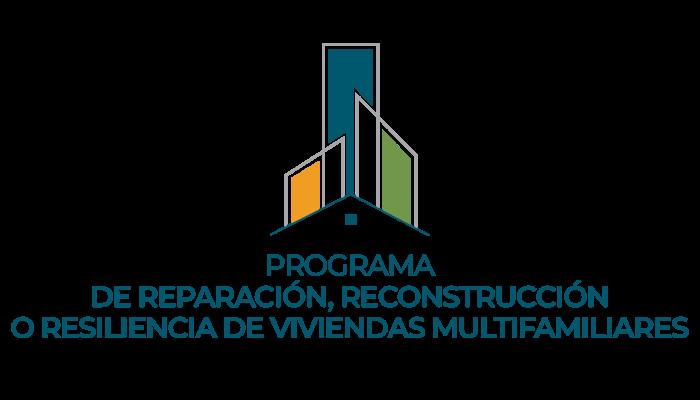 Programa de Reparación, Reconstrucción y Resiliencia de Viviendas Multifamiliares